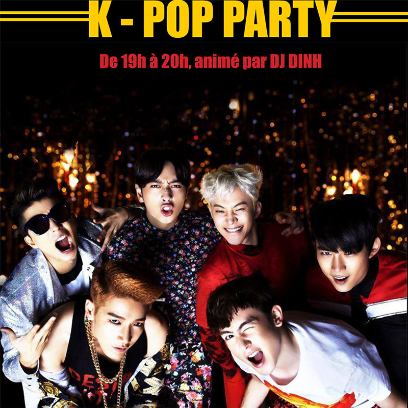 Kpop Party !