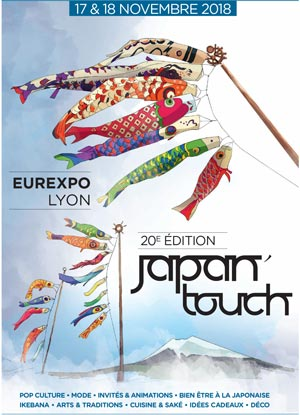 JAPAN TOUCH 2018